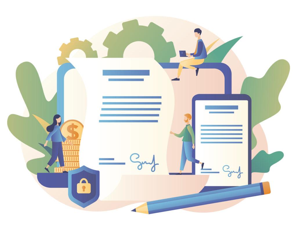 電子署名サービス ドキュサイン(DocuSign)を導入するメリット
